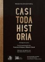 Presentación de CASI TODA HISTORIA